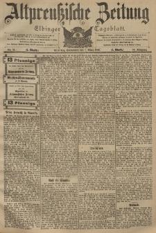 Altpreussische Zeitung, Nr. 51 Sonnabend 1 März 1902, 54. Jahrgang