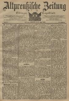 Altpreussische Zeitung, Nr. 91 Sonnabend 19 April 1902, 54. Jahrgang
