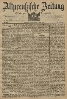 Altpreussische Zeitung, Nr. 108 Sonnabend 10 Mai 1902, 54. Jahrgang