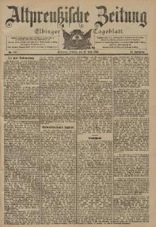 Altpreussische Zeitung, Nr. 118 Freitag 23 Mai 1902, 54. Jahrgang