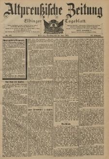 Altpreussische Zeitung, Nr. 145 Dienstag 24 Juni 1902, 54. Jahrgang