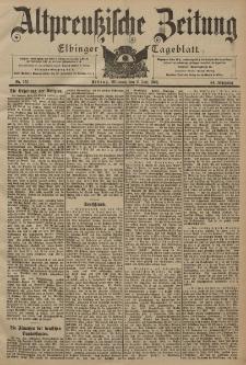 Altpreussische Zeitung, Nr. 152 Mittwoch 2 Juli 1902, 54. Jahrgang