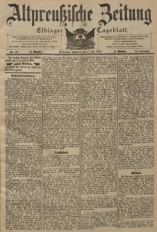 Altpreussische Zeitung, Nr. 156 Sonntag 6 Juli 1902, 54. Jahrgang
