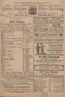 Pozycja nr 188 z kolekcji Henryka Nitschmanna : Tteater-Zwischen-Akts-Zeitung - nr 84
