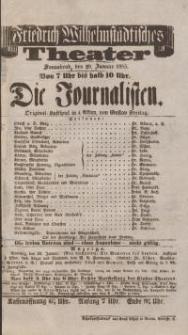 Pozycja nr 9 z kolekcji Henryka Nitschmanna : Die Journalisten