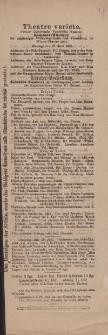 Pozycja nr 47 z kolekcji Henryka Nitschmanna : Theatre variete