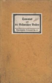 Comenius und die Böhmischen Brüder