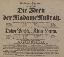 Pozycja nr 44 z kolekcji Henryka Nitschmanna : Die Ideen der Madame Aubray