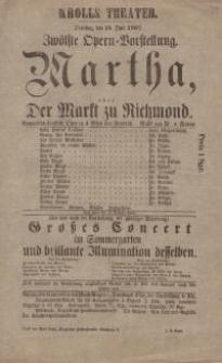 """Pozycja nr 48 z kolekcji Henryka Nitschmanna : """"Martha"""""""