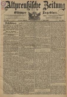 Altpreussische Zeitung, Nr. 152 Mittwoch 1 Juli 1896, 48. Jahrgang