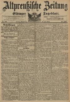 Altpreussische Zeitung, Nr. 153 Donnerstag 2 Juli 1896, 48. Jahrgang
