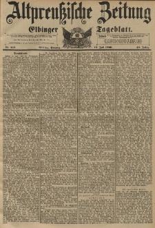 Altpreussische Zeitung, Nr.162 Sonntag 12 Juli 1896, 48. Jahrgang