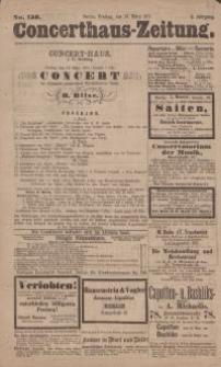 Pozycja nr 99 z kolekcji Henryka Nitschmanna : Concert : Programm