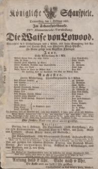 """Pozycja nr 20 z kolekcji Henryka Nitschmanna : """"Die Waise von Lowood"""""""