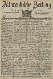 Altpreussische Zeitung, Nr. 64 Dienstag 17 März 1903, 55. Jahrgang