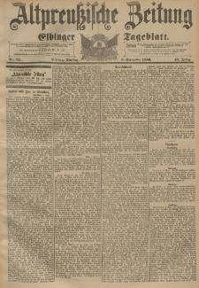 Altpreussische Zeitung, Nr. 211 Dienstag 8 September 1896, 48. Jahrgang