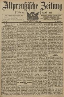 Altpreussische Zeitung, Nr. 113 Freitag 15 Mai 1903, 55. Jahrgang