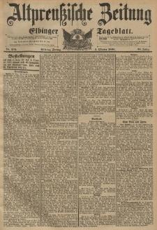 Altpreussische Zeitung, Nr. 232 Freitag 2 Oktober 1896, 48. Jahrgang