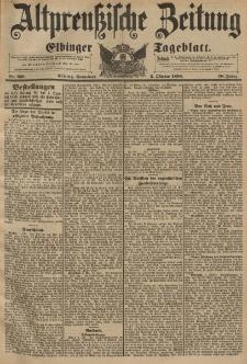 Altpreussische Zeitung, Nr. 233 Sonnabend 3 Oktober 1896, 48. Jahrgang