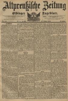 Altpreussische Zeitung, Nr. 241 Dienstag 13 Oktober 1896, 48. Jahrgang