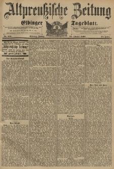 Altpreussische Zeitung, Nr. 250 Freitag 23 Oktober 1896, 48. Jahrgang