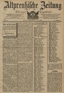 Altpreussische Zeitung, Nr. 148 Sonnabend 27 Juni 1903, 55. Jahrgang
