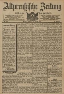 Altpreussische Zeitung, Nr. 150 Dienstag 30 Juni 1903, 55. Jahrgang