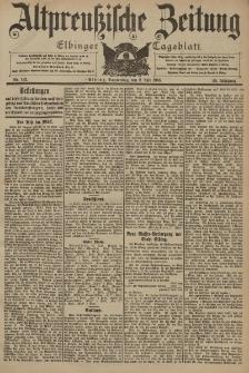 Altpreussische Zeitung, Nr. 152 Donnerstag 2 Juli 1903, 55. Jahrgang