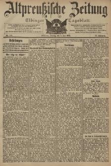 Altpreussische Zeitung, Nr. 153 Freitag 3 Juli 1903, 55. Jahrgang
