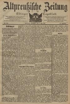 Altpreussische Zeitung, Nr. 154 Sonnabend 4 Juli 1903, 55. Jahrgang