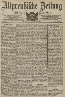 Altpreussische Zeitung, Nr. 159 Freitag 10 Juli 1903, 55. Jahrgang