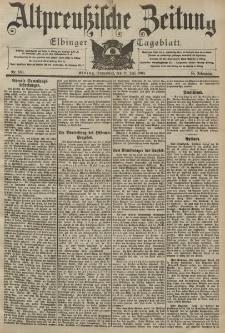 Altpreussische Zeitung, Nr. 160 Sonnabend 11 Juli 1903, 55. Jahrgang