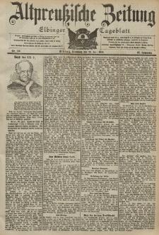 Altpreussische Zeitung, Nr. 169 Mittwoch 22 Juli 1903, 55. Jahrgang