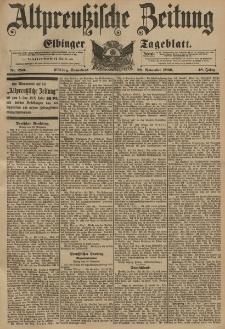 Altpreussische Zeitung, Nr. 280 Sonnabend 29 November 1896, 48. Jahrgang