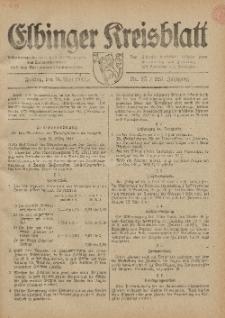 Kreis-Blatt des Königlich Preußischen Landraths-Amtes zu Elbing, Nr. 35 / 123 Jahrgang, Freitag 16 Mai 1941