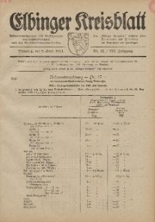 Kreis-Blatt des Königlich Preußischen Landraths-Amtes zu Elbing, Nr. 61 / 123 Jahrgang, Dienstag 9 September 1941