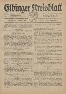 Kreis-Blatt des Königlich Preußischen Landraths-Amtes zu Elbing, Nr. 64 / 123 Jahrgang, Freitag 19 September 1941