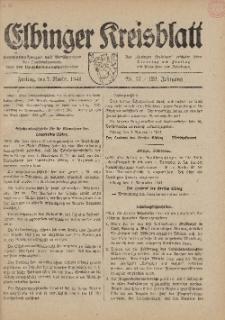 Kreis-Blatt des Königlich Preußischen Landraths-Amtes zu Elbing, Nr. 77 / 123 Jahrgang, Freitag 7 November 1941