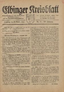 Kreis-Blatt des Königlich Preußischen Landraths-Amtes zu Elbing, Nr. 79 / 123 Jahrgang, Dienstag 25 November 1941