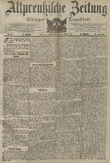 Altpreussische Zeitung, Nr. 67 Sonnabend 19 März 1904, 56. Jahrgang