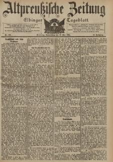 Altpreussische Zeitung, Nr. 116 Donnerstag 19 Mai 1904, 56. Jahrgang