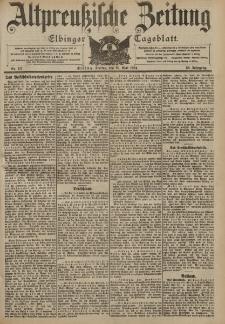 Altpreussische Zeitung, Nr. 117 Freitag 20 Mai 1904, 56. Jahrgang