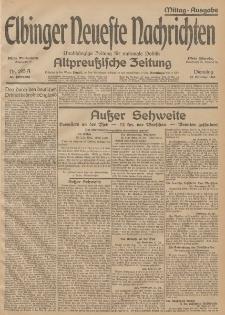 Elbinger Neueste Nachrichten, Nr. 295 Dienstag 27 Oktober 1914 66. Jahrgang