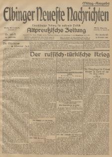 Elbinger Neueste Nachrichten, Nr. 299 Sonnabend 31 Oktober 1914 66. Jahrgang