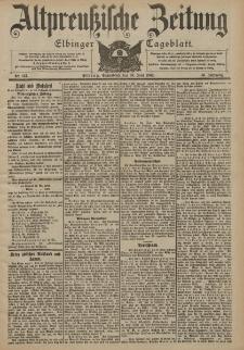 Altpreussische Zeitung, Nr. 147 Sonnabend 25 Juni 1904, 56. Jahrgang