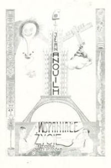 Wspaniałe życie (La belle vie) - program teatralny