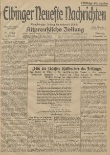 Elbinger Neueste Nachrichten, Nr. 330 Mittwoch 2 Dezember 1914 66. Jahrgang