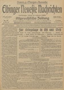 Elbinger Neueste Nachrichten, Nr. 353 Sonntag 27 Dezember 1914 66. Jahrgang