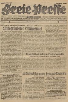 Freie Presse, Nr. 2 Donnerstag 3. Januar 1929 5. Jahrgang