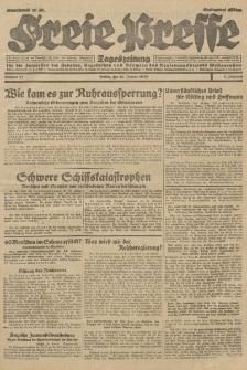 Freie Presse, Nr. 21 Freitag 25. Januar 1929 5. Jahrgang